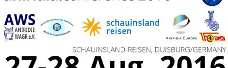 Referat fra d. 3. Europæiske Anidikonference i Duisburg, Tyskland